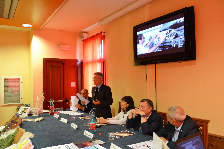 """Conferenza stampa di presentazione """"La Rinascita della Via della Seta"""" - 17/06/2015"""