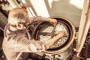 La prima seta 100% Made in Italy dopo circa 50 anni