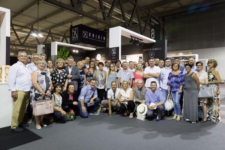 D'orica a Milano Unica - Origin Passion&Beliefs, luglio 2017