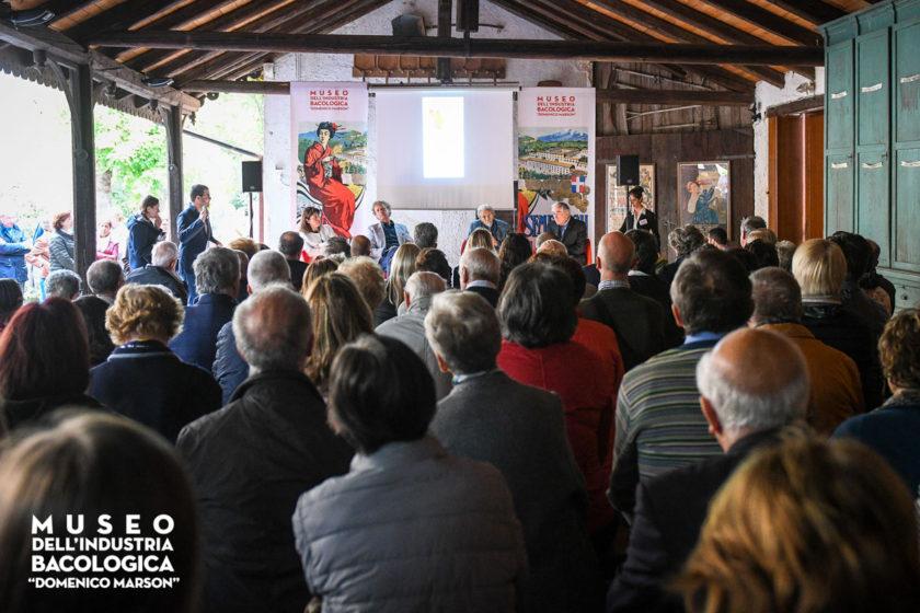 """01/10/2017 - Inaugurazione Museo dell'Industria Bacologica """"Domenico Marson"""""""