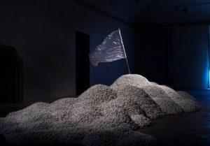 Mostra TERRA DI SETA - opere di Jérémy Gobé