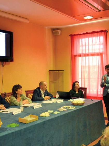 18/04/2018, Conferenza Stampa presentazione progetto SERINNOVATION - intervento di Andrea Strano per D'orica
