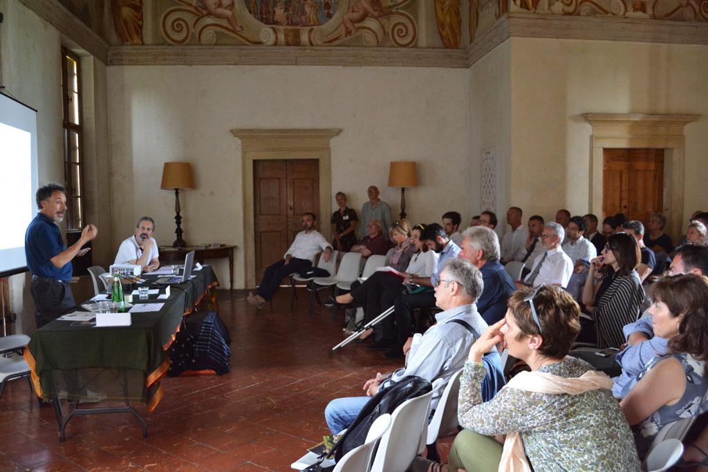 30/05/2018, Villa Saraceno - Agugliaro (VI) - Federico Correale per Veneto Agricoltura