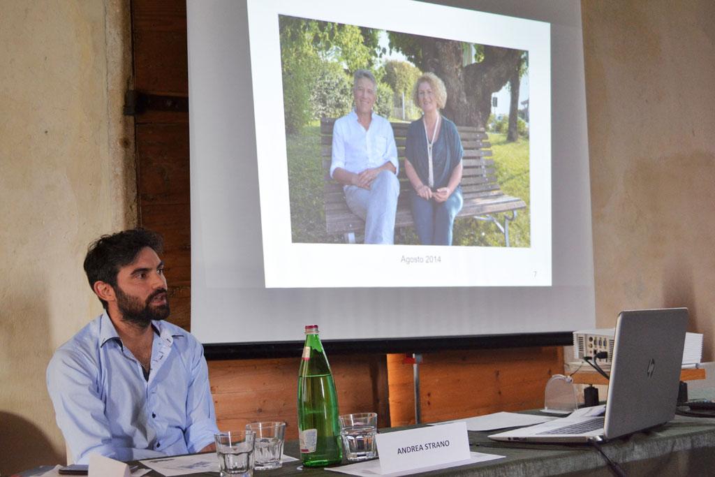 30/05/2018, Villa Saraceno - Agugliaro (VI) - Andrea Strano per D'orica / Filosofare