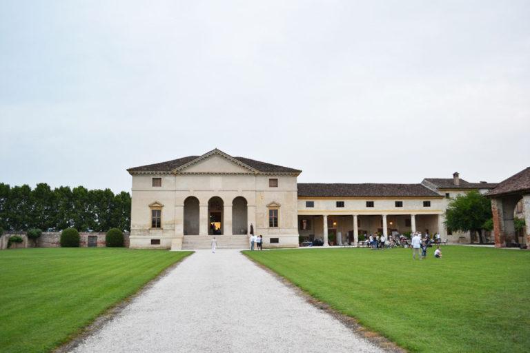 30/05/2018, Villa Saraceno - Agugliaro (VI) - I bachi da seta tornato in Villa